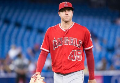 Los Angeles Angels Game Postponed Due To The Death Of Pitcher Tyler Skaggs