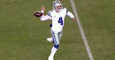 Dak Prescott Is Requesting $40 Million Per Year From The Dallas Cowboys